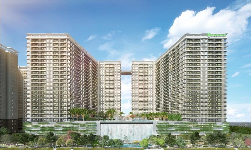 東急とNTT都市開発、ベトナム・ビンズン省で1000戸ファミリーマンション