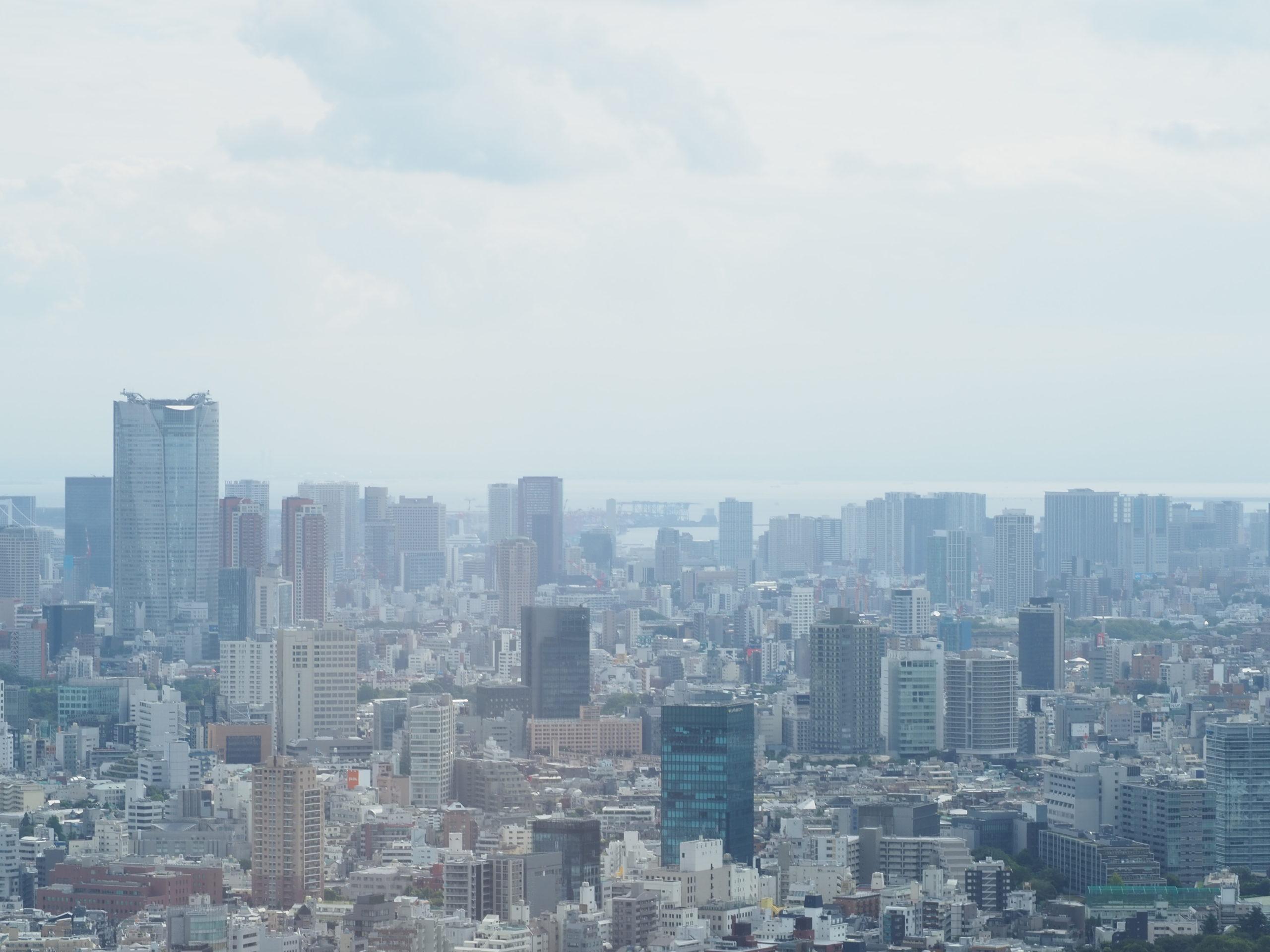 特集・東京都心のオフィスに需給緩和の兆し<br>「潜在空室率」上昇、大型ビルに波及へ<br> ―都心で小型ビルの空室率が2年ぶり上昇
