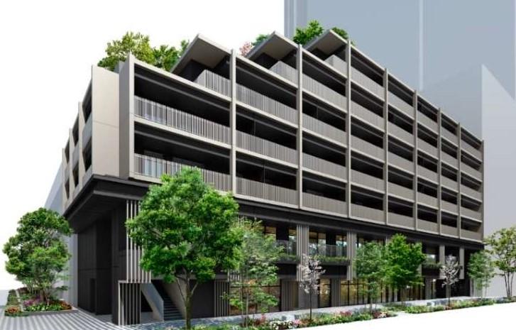 三菱地所レジデンスら、ザ・レジデンス四谷が即完 ―販売坪単価664万円、最高倍率35倍