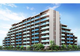 新日本建設、千葉駅周辺で5百戸供給へ―旧パルコなど4物件、今秋は6物件販売