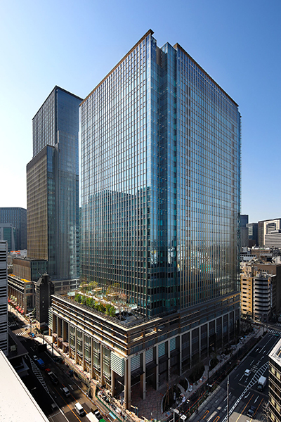 1Qのオフィス空室率、三大都市で上昇―CBRE、在宅勤務やコスト減で空室増