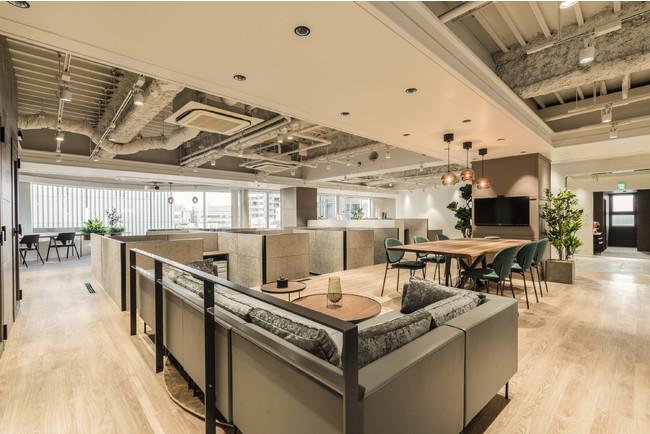 コロナ対策を本格導入したデザイナーズ・サテライトオフィスが銀座に誕生ーDRAFT