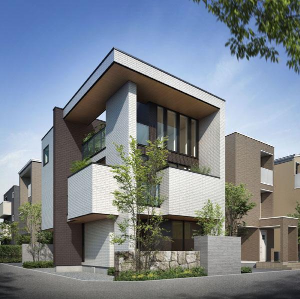 住宅各社、中高級戸建注文住宅が堅調―高付加価値の「都市型住宅」を強化