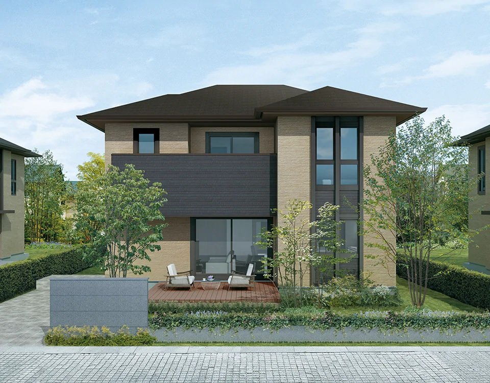 ミサワ、木造戸建て注文住宅で新モデル―2千万円台で、最新の暮らし需要満たす