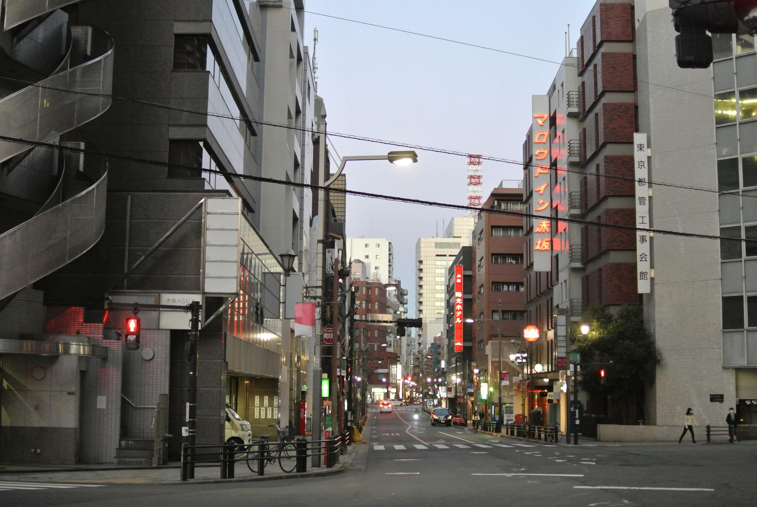 ビル総研、都心空室率2年後に5・3%―解約増で上方修正、大阪・名古屋は安定