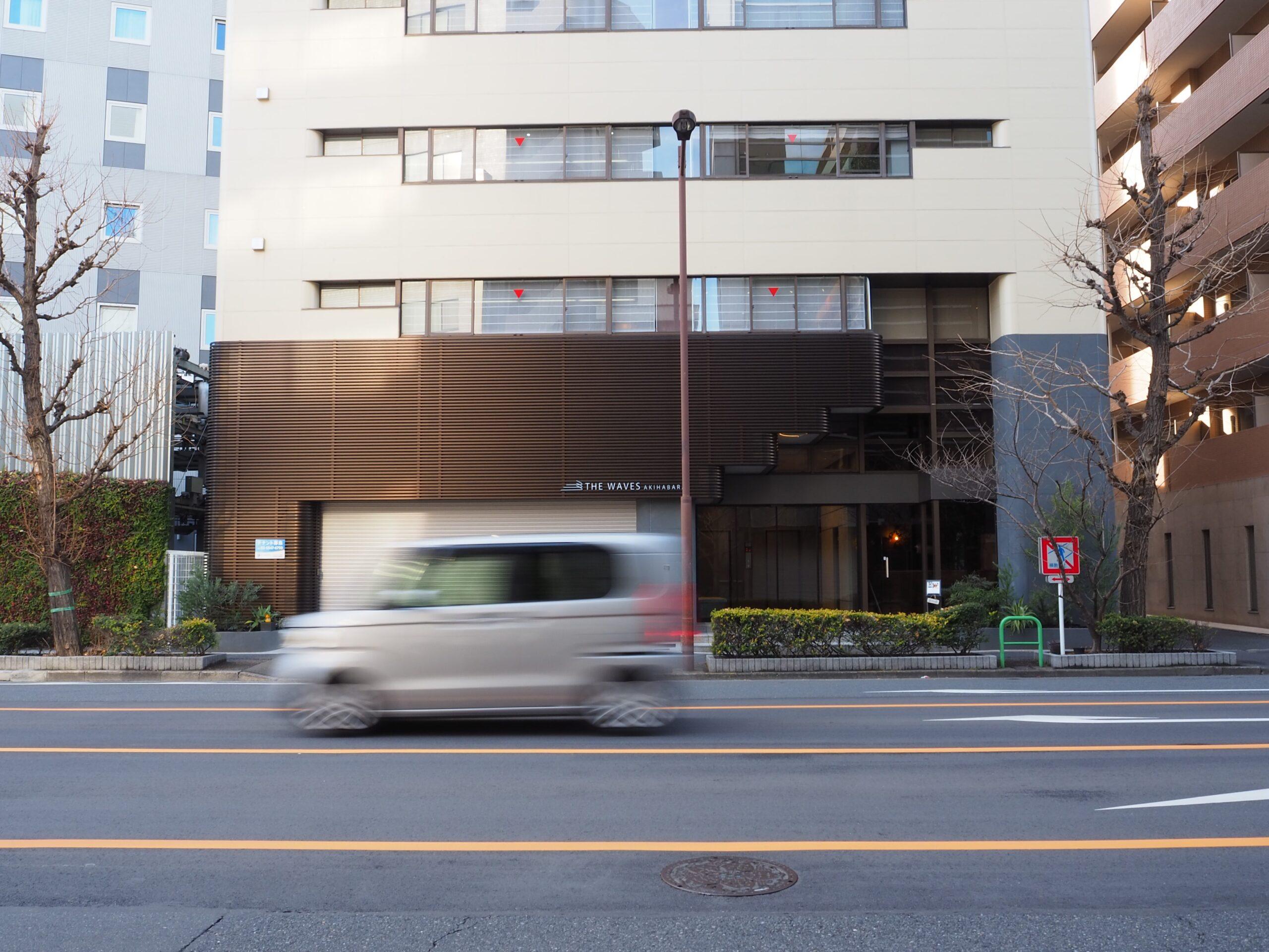 秋葉原でリノベ再生のオフィスビル竣工―サンフロンティア、日本らしさをテーマ