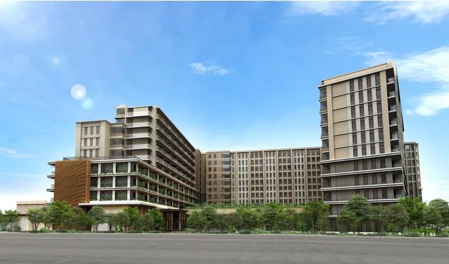 三井不レジ、関西初のシニアレジデンス―大阪・豊中市に大規模548戸を開発