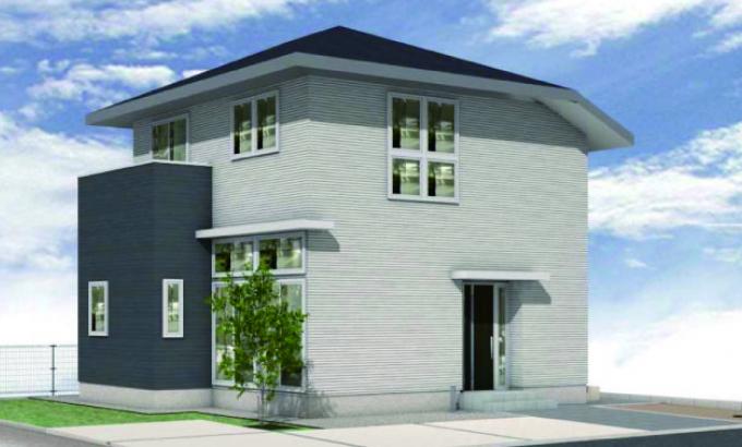 ミサワ、天井高3mの木質系戸建住宅―ニューノーマル対応商品の企画タイプ