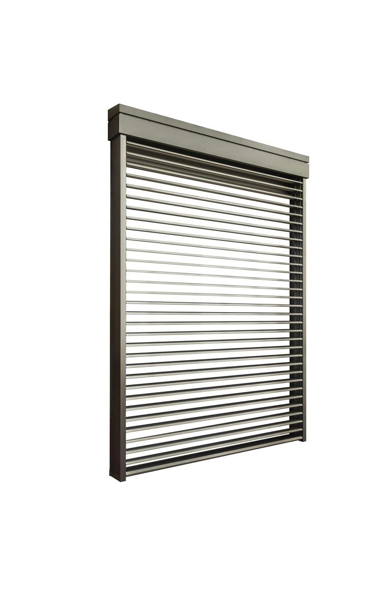 採光・換気が自在な住宅用窓シャッターを発売ー三和シヤッター工業「マドモアブラインドF」