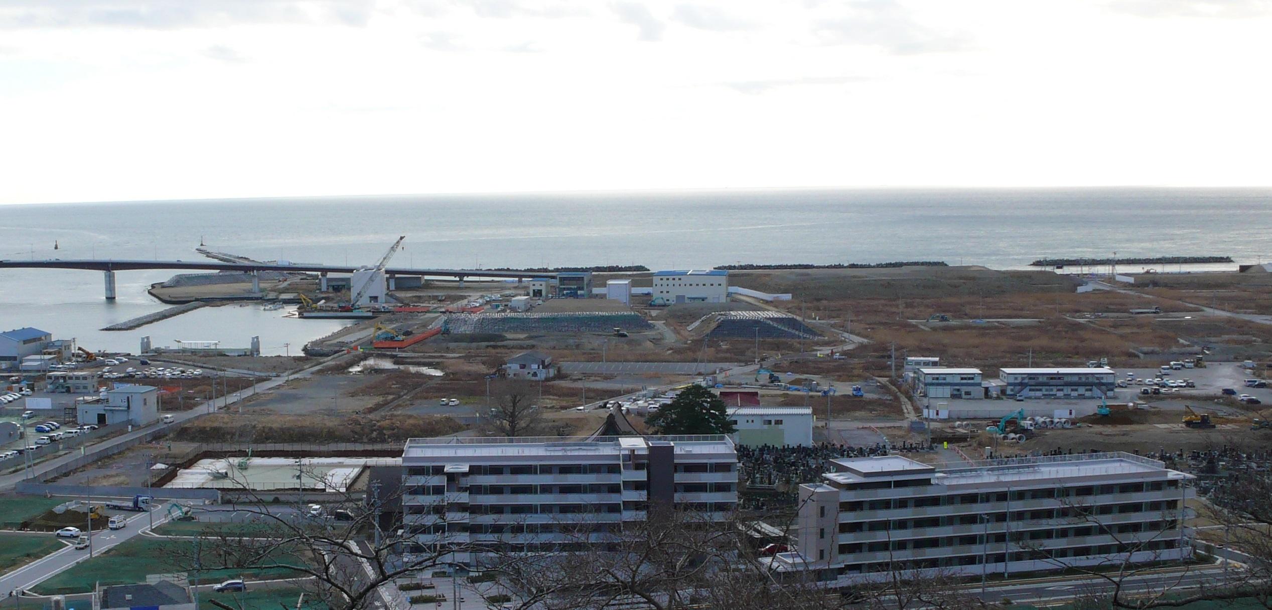 特集 東日本大震災から10年・被災3県で進むコンパクトシティ再開発