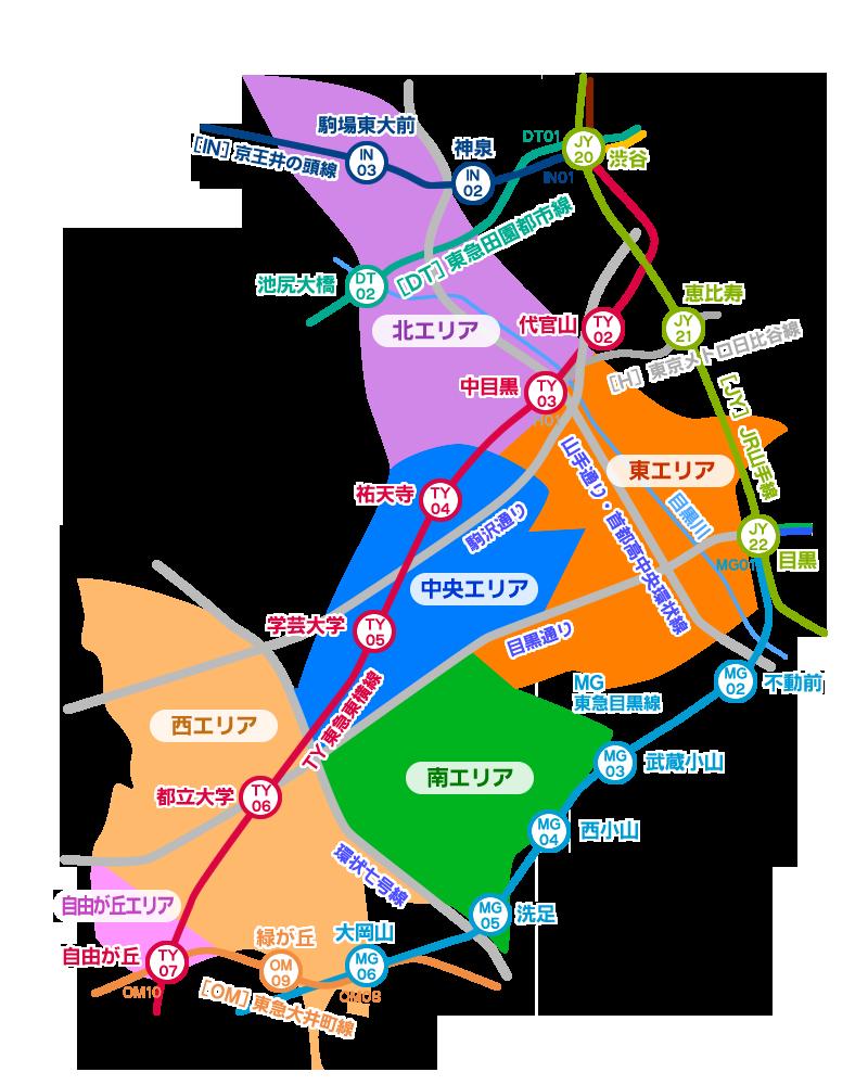 首都圏の愛着ある自治体トップは目黒区―大東建託の賃貸未来研、関西は西宮市