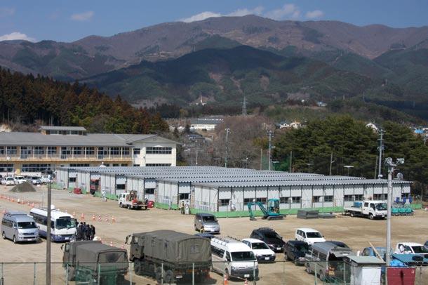 特集 東日本大震災から10年; プレハブ建築協、応急仮設住宅の進化と体制構築