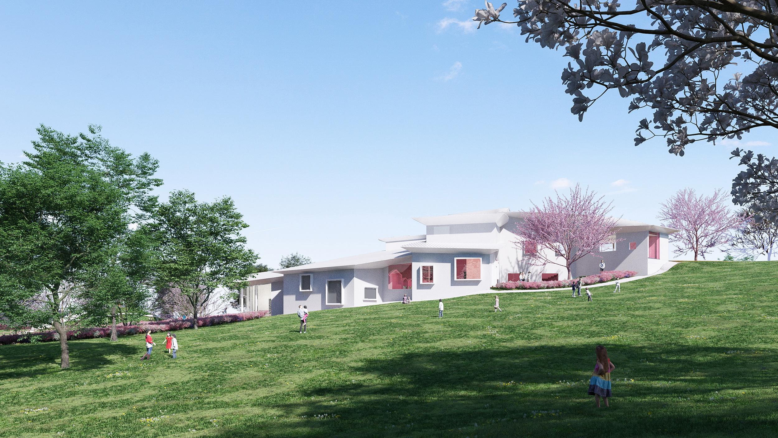 魔女の飛び立ちそうな丘に児童文学館が誕生(上)作家・五感生活研究所 代表 山下柚実