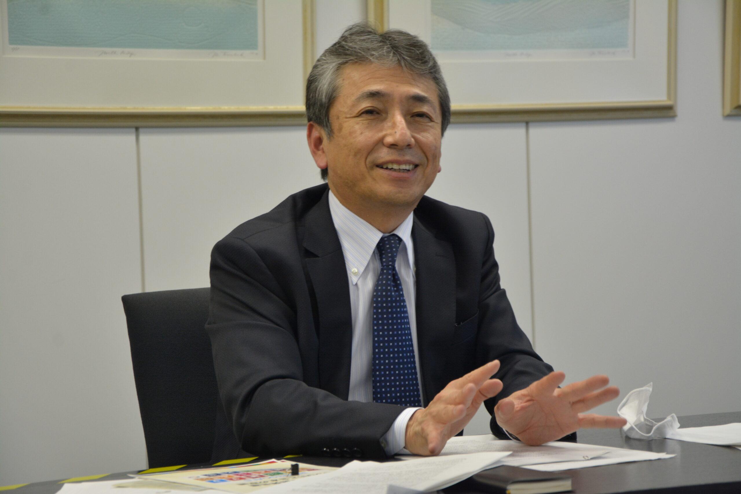 トップインタビュー・マンション管理の未来 第47回 住商建物社長 松田 晋治氏(上)