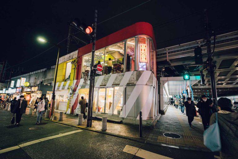 <バリューアップ>駅からまちへ波及する交流 空家2店舗を商業施設にリノベ(上)