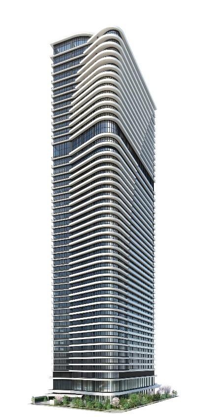 東京建物、大阪・堂島にフォーシーズンズ誘致―分譲466戸と一体の超高層タワー開発