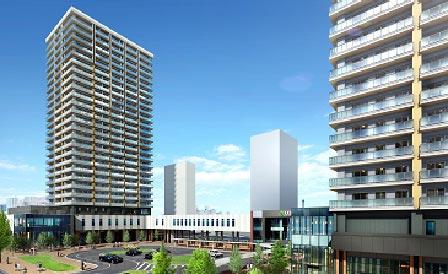 大和ハウス、札幌でZEHタワマン220戸―6月販売、エネルギー消費を27%削減
