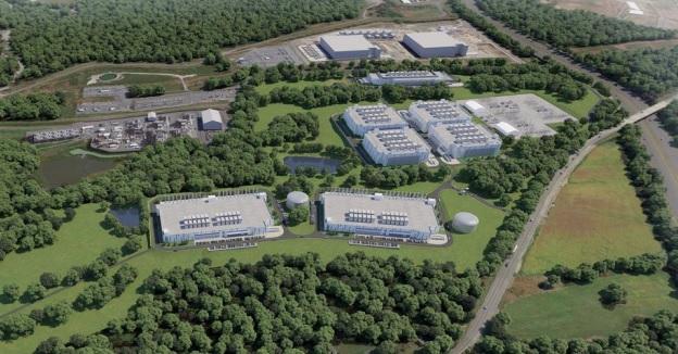 三菱地所、米国でデータセンター開発に参画―バージニア州の大規模施設2棟に出資