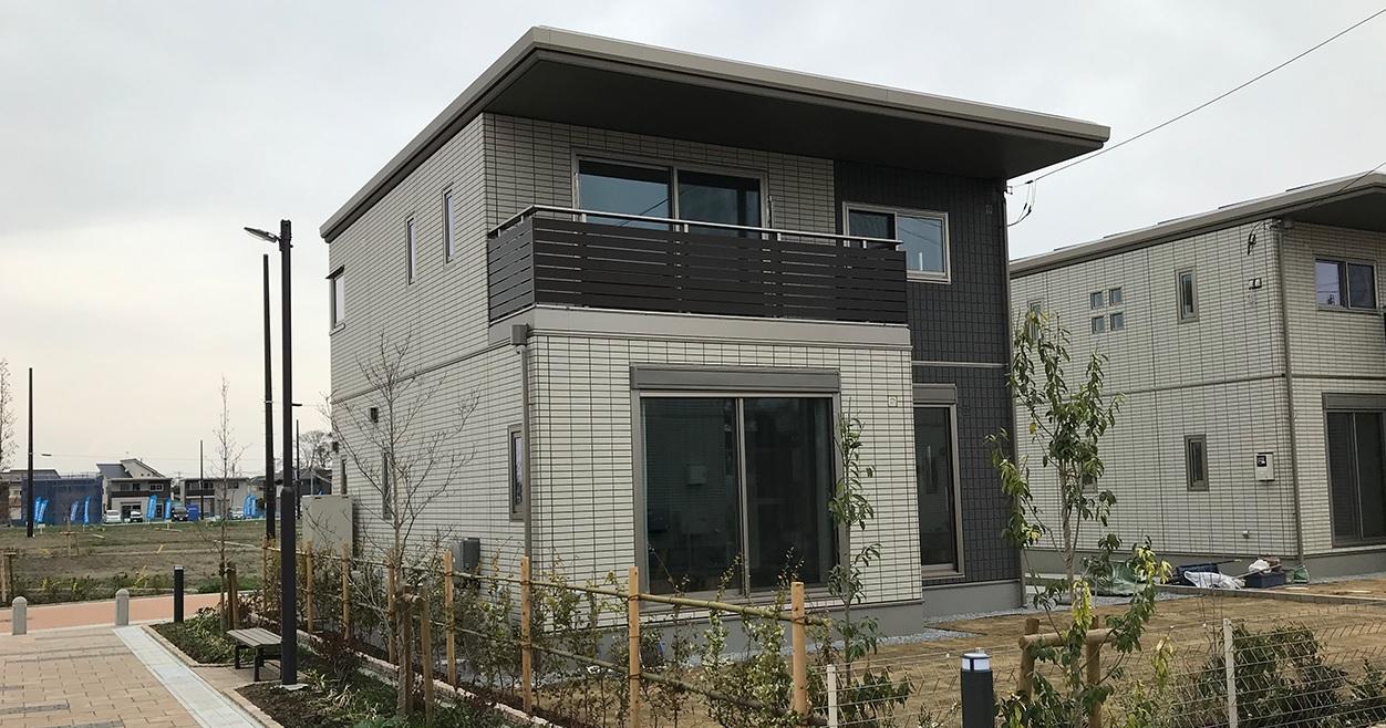 住宅生産振興財団、羽生市の分譲地を開業―全84区画、積水化学とトヨタHが参画