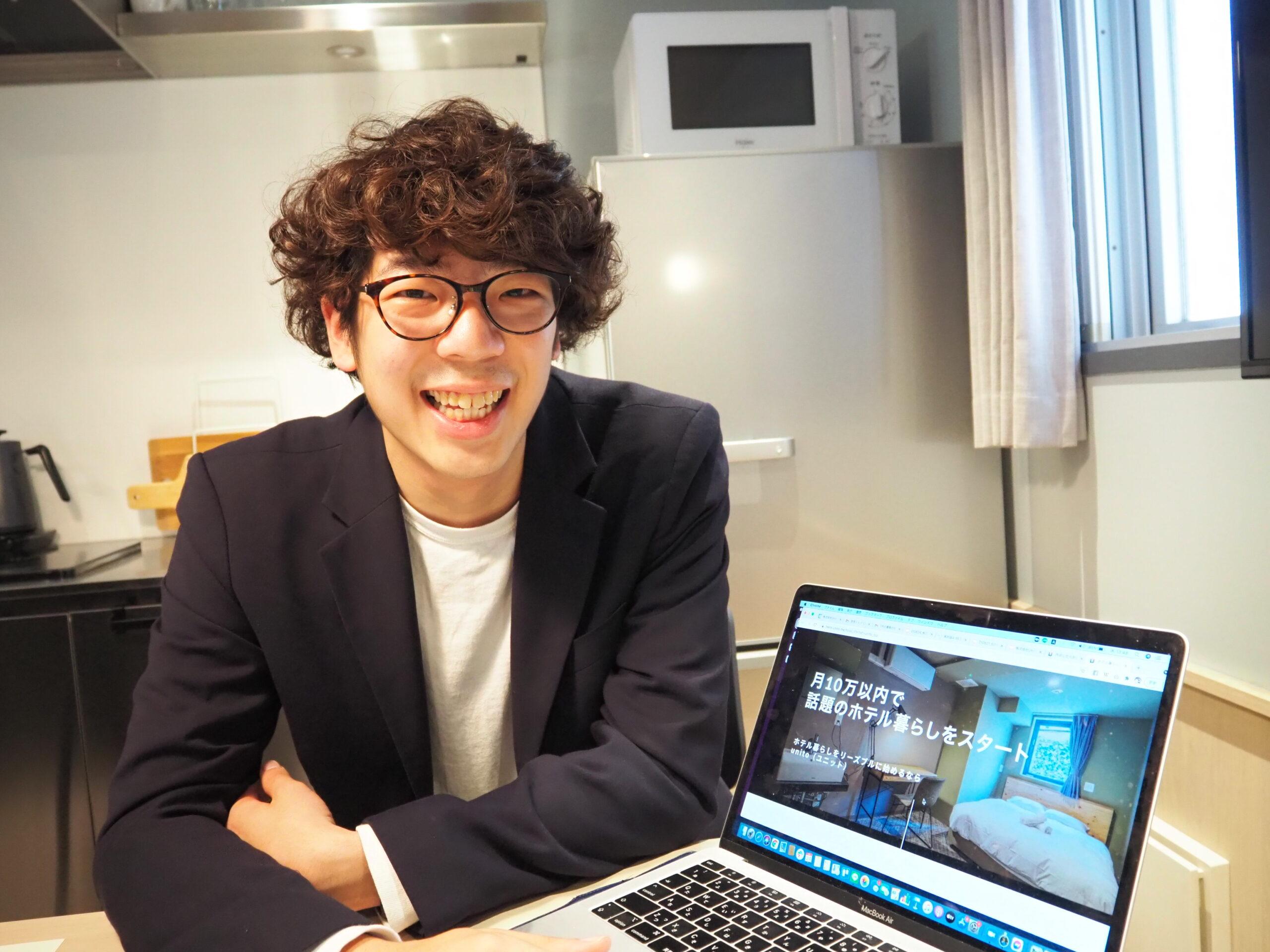 unito(ユニット) 近藤代表にリレント賃貸住宅について聞くー 東急のRe-rent Residence渋谷、25日開業