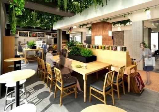 東急東横線・学芸大学駅高架下の商業施設「学大市場」がリニューアル開業