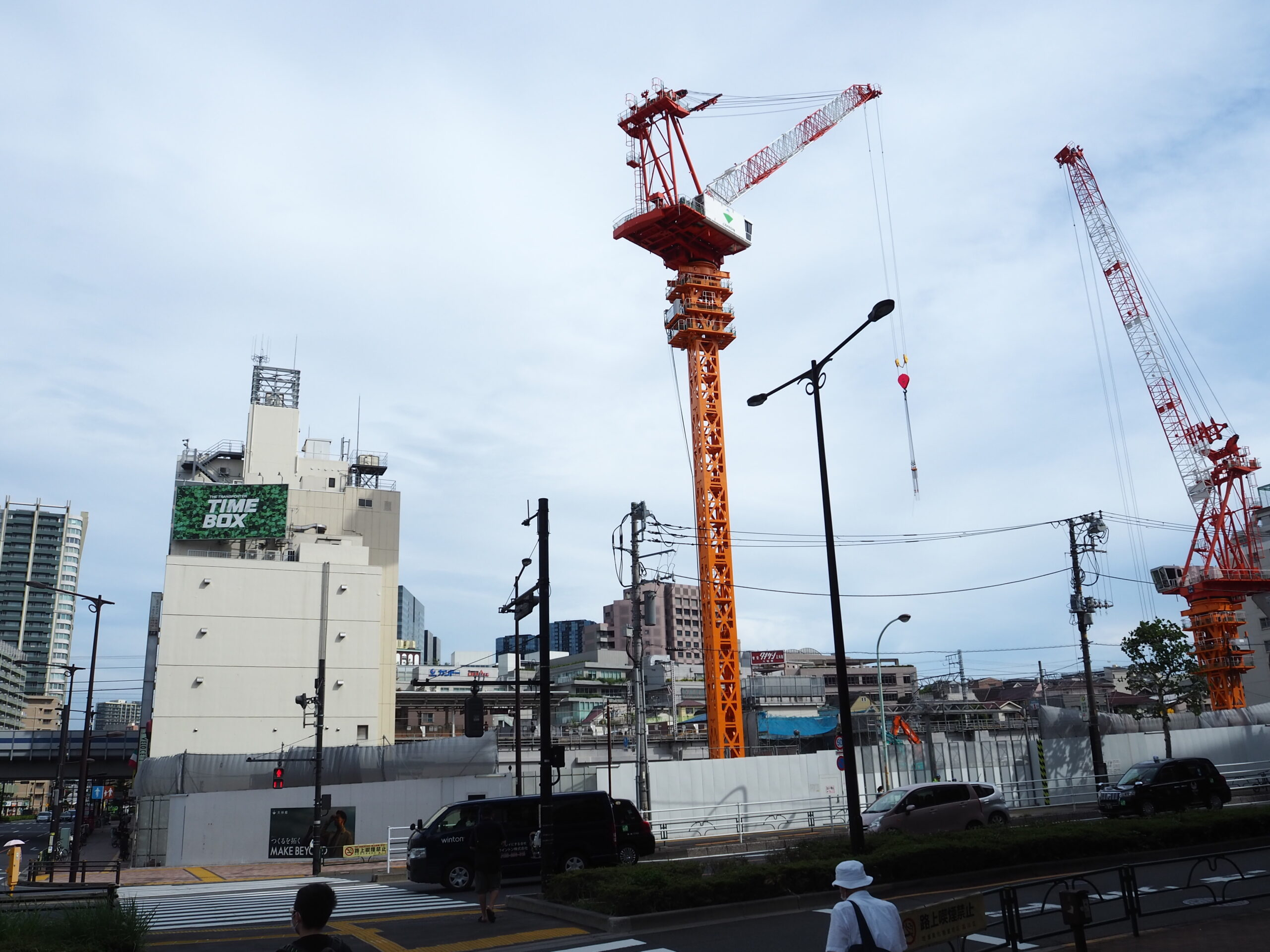東京・西五反田で2つの大規模開発計画が進行中ー旧ゆうぽうと跡地はオフィス&星野リゾートのホテル、TOCは商業&オフィスにー