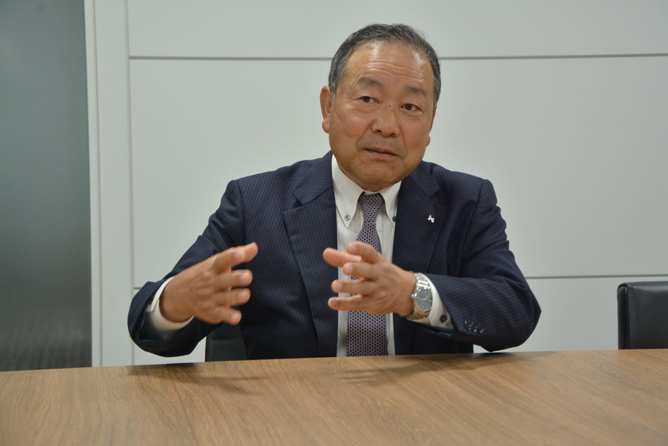 トップインタビュー マンション管理の未来52 長谷工管理ホールディングス社長 三田部 芳信氏(下)