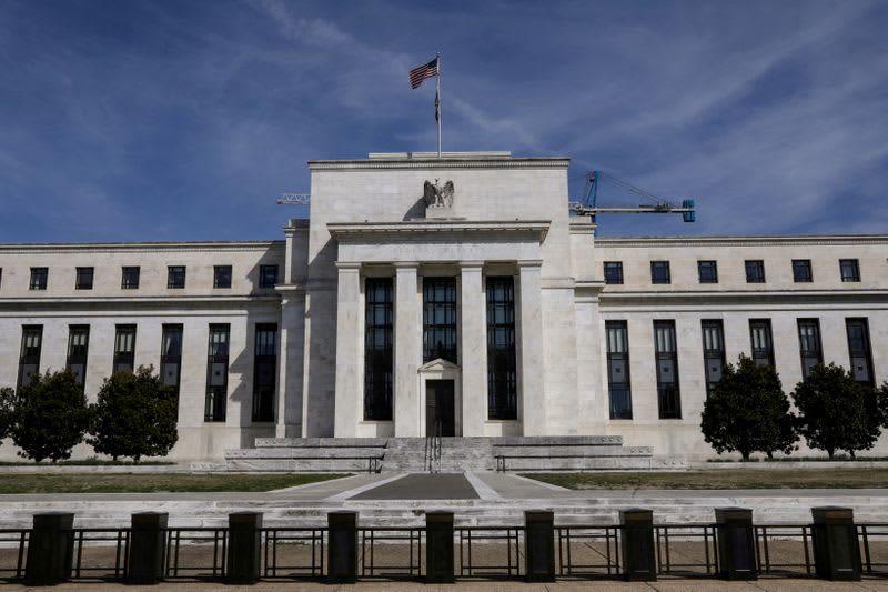 米緩和縮小、11月半ばにも インフレ懸念強める=FOMC議事要旨