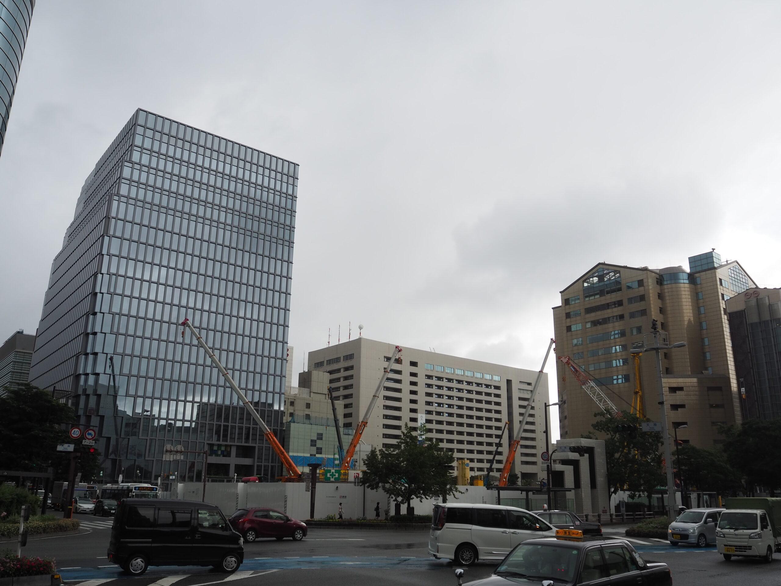 【2021年基準地価】⑤不透明感拭えない福岡のオフィス市場(上)