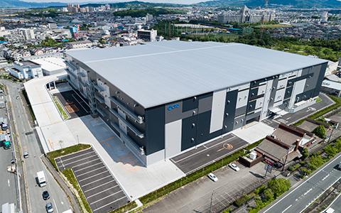 【2021年基準地価】④特集 地価動向 大阪圏の物流不動産も適地拡大、京都や滋賀でも開発